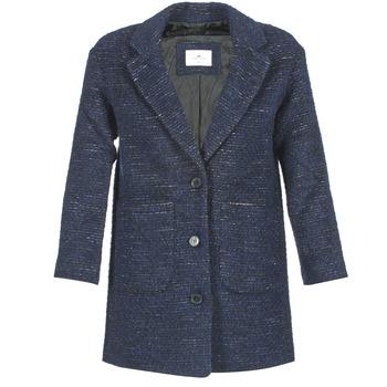 衣服 女士 大衣 Loreak Mendian MARE 藍色