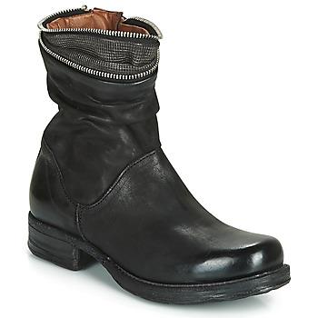 鞋子 女士 短筒靴 Airstep / A.S.98 SAINT LA 黑色