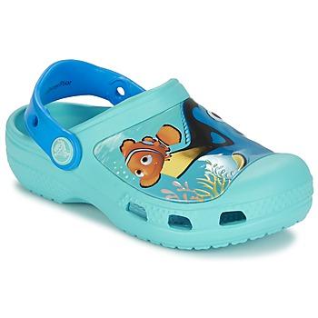 鞋子 儿童 洞洞鞋/圆头拖鞋 crocs 卡骆驰 CC DORY CLOG 蓝色