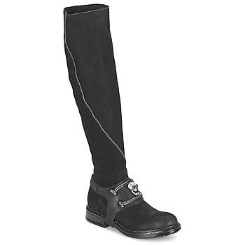 鞋子 女士 都市靴 Now CALOPORO 黑色