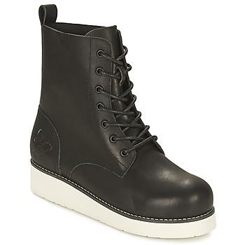 鞋子 女士 短筒靴 Lola Ramona PEGGY 黑色