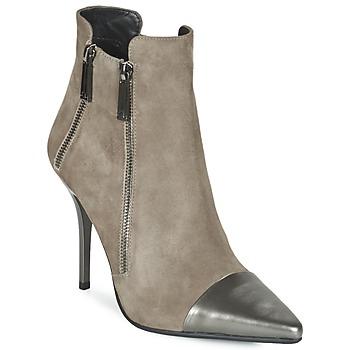 鞋子 女士 短靴 Luciano Barachini RIJO 灰褐色