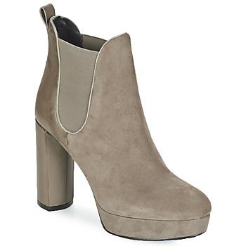 鞋子 女士 短靴 Luciano Barachini MILI 灰褐色