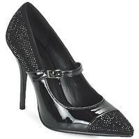 鞋子 女士 高跟鞋 Luciano Barachini POUL 黑色