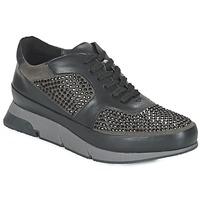 鞋子 女士 球鞋基本款 Luciano Barachini OXFORD 黑色 / 灰色