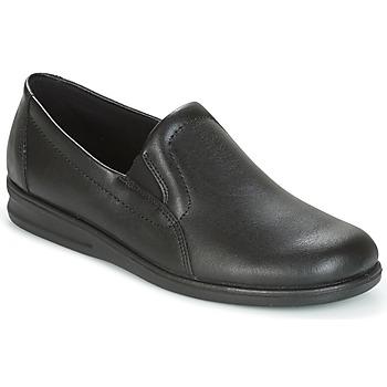 鞋子 男士 拖鞋 Romika PRASIDENT 88 黑色