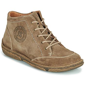 鞋子 女士 短筒靴 Josef Seibel NEELE 01 棕色