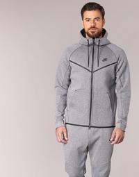 衣服 男士 夹克 Nike 耐克 TECH FLEECE WINDRUNNER HOODIE 灰色