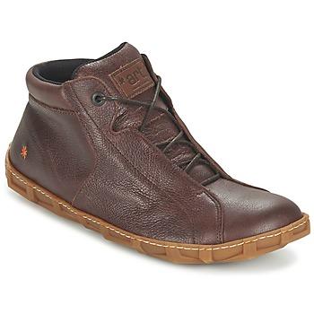 鞋子 男士 短筒靴 Art MELBOURNE 棕色
