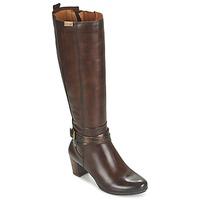 鞋子 女士 都市靴 Pikolinos 派高雁 SEGOVIA W1J 棕色