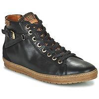 鞋子 女士 高帮鞋 Pikolinos 派高雁 LAGOS 901 黑色