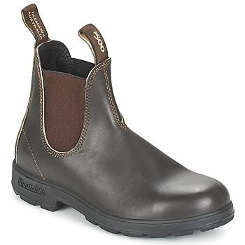 鞋子 短筒靴 Blundstone CLASSIC BOOT 棕色