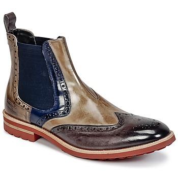 鞋子 男士 短筒靴 Melvin & Hamilton EDDY 13 棕色 / 蓝色