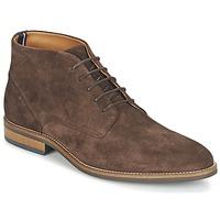 鞋子 男士 短筒靴 Tommy Hilfiger DALLEN 10B 棕色