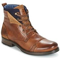 鞋子 男士 短筒靴 Redskins YEDES 棕色