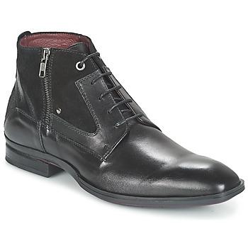 鞋子 男士 短筒靴 Redskins JALTA 黑色