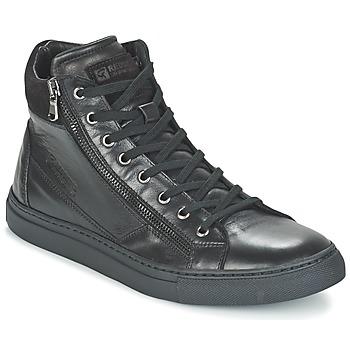 鞋子 男士 高幫鞋 Redskins NERINO 黑色