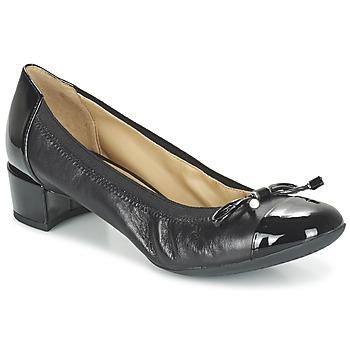 鞋子 女士 高跟鞋 Geox 健樂士 CAREY A 黑色
