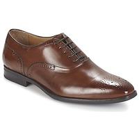 鞋子 男士 系带短筒靴 Geox 健乐士 NEW LIFE A 棕色