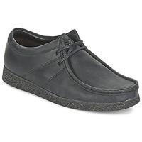 鞋子 男士 德比 Base London LEGACY 黑色