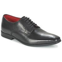 鞋子 男士 德比 Base London GEORGES 黑色