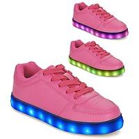 鞋子 女孩 球鞋基本款 BEPPI ELEL 玫瑰色