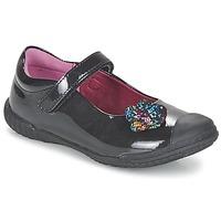 鞋子 女孩 平底鞋 Mod'8 KANDEA 黑色