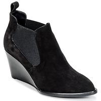鞋子 女士 短靴 Robert Clergerie OLAV 黑色