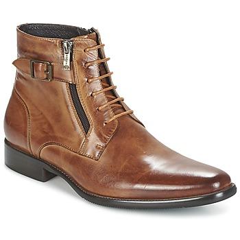 鞋子 男士 短筒靴 Kdopa BAUDRY 棕色