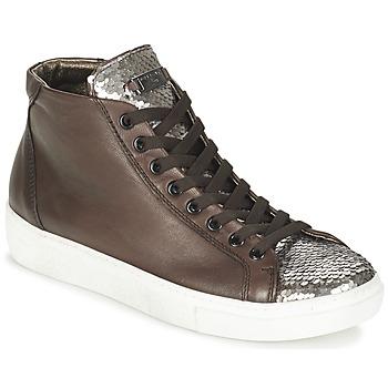 鞋子 女士 高幫鞋 Tosca Blu ALEXA 棕色 / 銀色