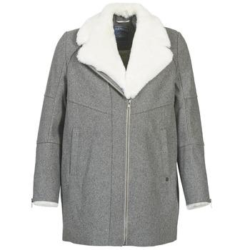 衣服 女士 大衣 Kaporal CAZAL 灰色
