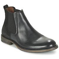 鞋子 男士 短筒靴 Bunker BEAT 黑色