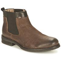 鞋子 男士 短筒靴 Coqueterra ARMY 棕色
