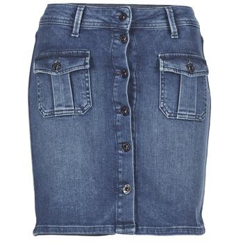 衣服 女士 半身裙 Pepe jeans SCARLETT 蓝色