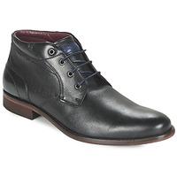 鞋子 男士 短筒靴 Daniel Hechter 丹尼爱特 GOLKI 黑色