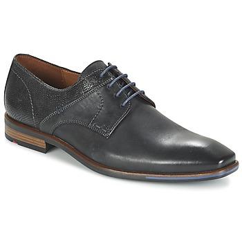 鞋子 男士 德比 LLOYD DAMIEN 黑色