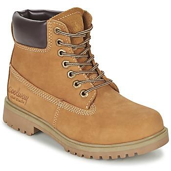鞋子 女士 短筒靴 Coolway BASIL MIEL