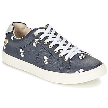 鞋子 女士 球鞋基本款 Lollipops 棒棒糖 YAKUZA SNEAKERS 海蓝色