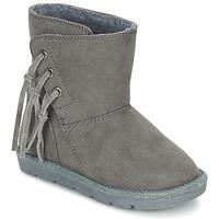 鞋子 女孩 短筒靴 Chicco CHICA 灰色