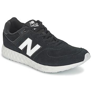 鞋子 球鞋基本款 New Balance新百伦 MFL574 黑色 / 灰色