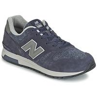 鞋子 球鞋基本款 New Balance新百伦 ML565 海蓝色