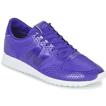 鞋子 女士 球鞋基本款 New Balance新百伦 WL420 紫罗兰