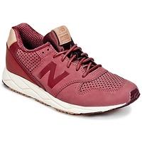 鞋子 女士 球鞋基本款 New Balance新百伦 WRT96 红色