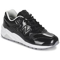 鞋子 女士 球鞋基本款 New Balance新百伦 WRT580 黑色
