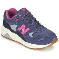 鞋子 女孩 球鞋基本款 New Balance新百伦 KL580 紫罗兰 / 玫瑰色