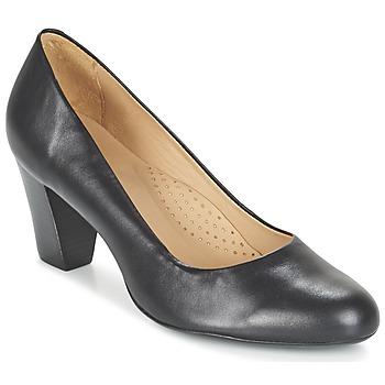 鞋子 女士 高跟鞋 Hush puppies 暇步士 ALEGRIA 黑色