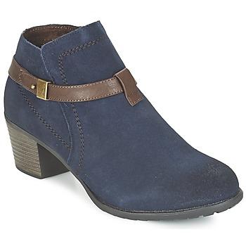 鞋子 女士 短靴 Hush puppies 暇步士 MARIA 海蓝色