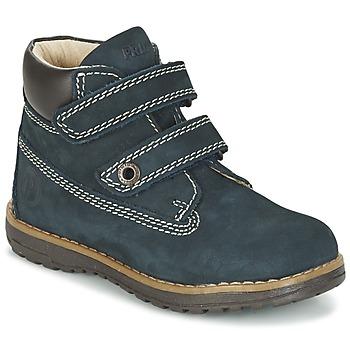 鞋子 男孩 短筒靴 Primigi ASPY 1 蓝色