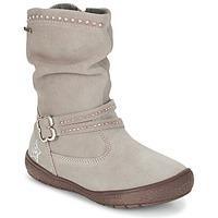鞋子 女孩 都市靴 Primigi CALISHA-E 灰褐色