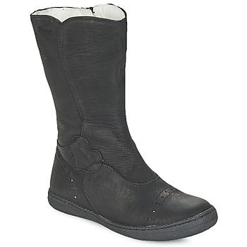 鞋子 女孩 都市靴 Primigi BRITTE-E 黑色